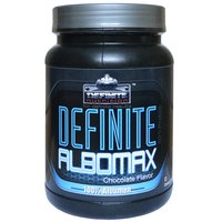 Definite Albomax 100% Albumen (Egg White Protein) 1 Kg(2.2 Lbs) Chocolate Flavor