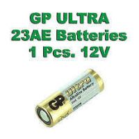 2Pcs/lot 23AE GP Battery. 12V Alkaline Battery. 23A 12V A23 MN21 LRV08 V23GA