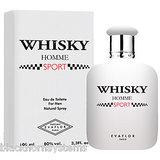 EVAFLOR WHISKY HOMME SPORT 100ML EDT FOR MEN Perfume Strong