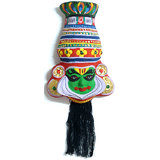 Kerala Traditional Kathakali Mask Made In Paper Mech