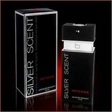 SIlVER SCENT INTENSE By JACQUES BOGART Perfume For MEN - 100ML Strong Perfume