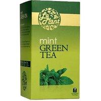 LaPlant Mint Green Tea - 25 Tea Bags