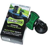 GripGo Universal Car Mobile Mount Hands Free Holder 4 Galaxy Note 2 Note 3