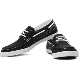 Puma Yacht CVS DP Black Sneakers - 30523904