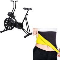 Deemark Exercise Bike - BGC 201 WITH Hot shapar-L as freebie