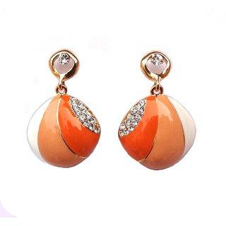 Fashion Orange Earrings - 697