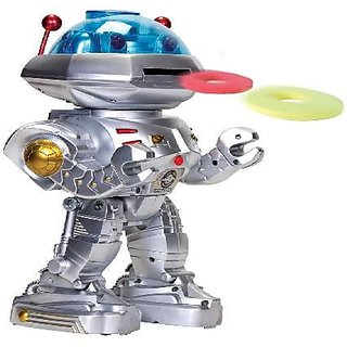 Space Wiser Infrared Ray Super Robot Kids Toy