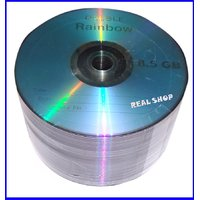 100 Pieces Good Quality 8.5GB Double / Dual Layer Blank DVD
