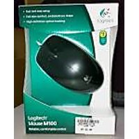 Logitech Optical Mouse M100