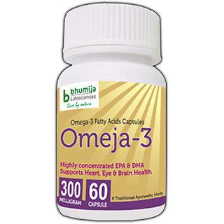 3 Fatty Acids Capsules 60s