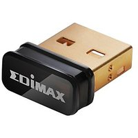 Edimax Wi-Fi Nano USB Adapter World's Smallest Wifi Dongal For PC,Laptop,TV ETC