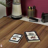 Camel And Batik Print Hand Made Paper Diary Set