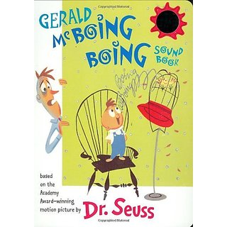 Gerald McBoing Boing Sound Book by Random House Books for Young Readers; Brdbk edition (26 August 2003)