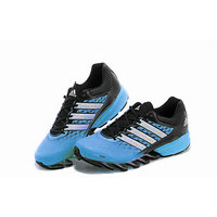 Adidas Springblade Razor 2 Men Shoes Blue Black