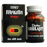 DABUR SHILAJIT 30 CAPSULES available at ShopClues for Rs.165