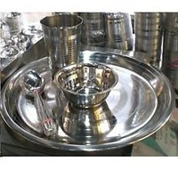 Combo Of  Thali Set With Ample Juicer