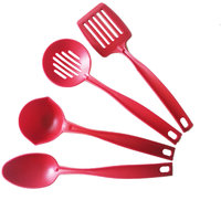 Wondermate 4 Pcs Cook And Serve Spoon Set