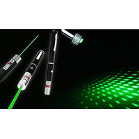 50mW Green Laser Pointer Pen Green Laser Beam Pointer Pen With Disco Light Attac