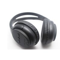 Multimedia Stereo Headphones With SD Card Slot