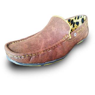 Shoebook Premium Loafers - Brown