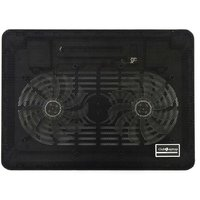"Clublaptop N10 Cooling Pad For 14"" Laptops (Black)"