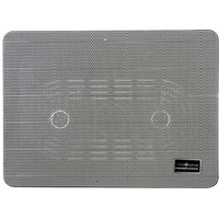 "Clublaptop N10 Cooling Pad For 14"" Laptops (White)"