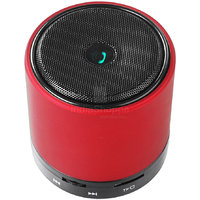 Multimedia USB Mini Speaker - Red