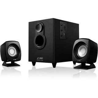 F&D F203U 2.1 speaker with USB reader