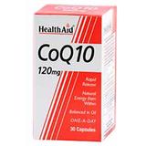 Health Aid Coq 10 - 120Mg - 30 Capsules