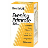 Health Aid Evening Primrose 500 Mg - 30 Capsules