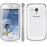 "BRAND NEW SAMSUNG GALAXY S DUOS S7562 (WHITE) DUALSIM ANDROID ICS 4"" 5 MP 1 GHZ"