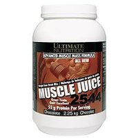 Ultimate Nutrition Muscle Juice- 2.25 Kg Strawberry