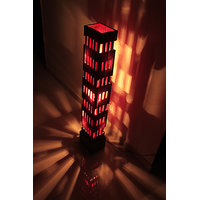 Handmade Eco Friendly New Floor Lamp Light Sierra Red Sylvn Studio