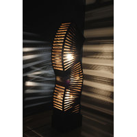 Handmade Artistic New Floor Lamp Sonsie Brown Sylvn Studio