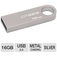 Kingston DataTraveler SE9 16GB USB 2.0 Pen Drive