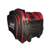 "Blumelt Travel Bag With Wheel (BLTBW20RD) 20"" Red"