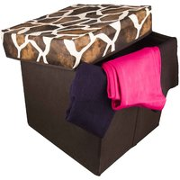Kids Speicial Attractive Foldable Storage Stool