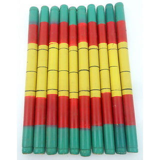 only4you Dandiya sticks for Garba - 4 pairs