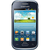 Samsung Galaxy Young S6312  (Cerimic White )