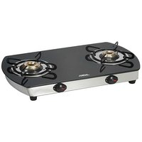 Jindal Curve Two Burner Gas Stove/Cook Top