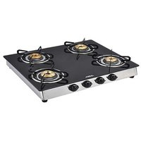 Jindal Gloria Four Burner Cooktop/Gas Stove
