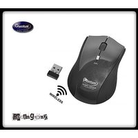 New Quantum  QHM  262 W Wireless Mouse ( Black )