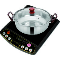 Birla Lifestyle Induction Cooktops With 8 Multiple Cooking Options BEL-112IC
