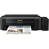 Epson - L300 Single Function Inkjet Printer(Black)