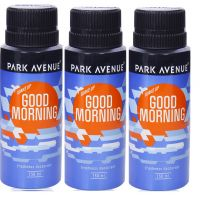 Park Avenue Good Morning (SET OF 3)