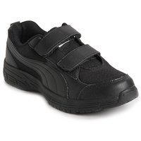 Puma Bosco Hero Black Sports Shoes Size 11 Jr.