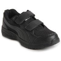 Puma Bosco Hero Black Sports Shoes Size 11 Jr.