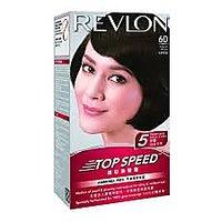 Revlon Top Speed Hair Color Woman, Natural Brown 60.