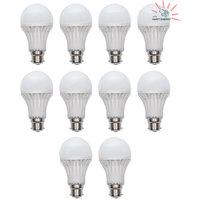 Generic 20 Watt  Light With Edge Technology (Pack Of 10 LED Bulbs)