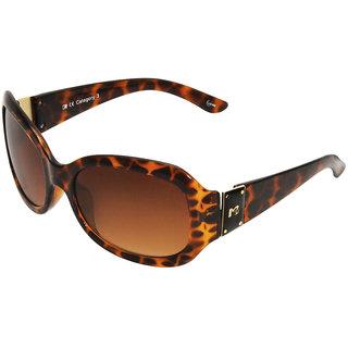 MTV 1020-102 Sunglasses For Women - Brown